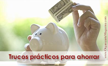 Finanzas personales: trucos prácticos para ahorrar dinero