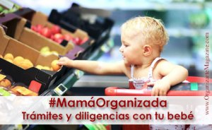 Mamá Organizada como hacer trámites con tu bebe
