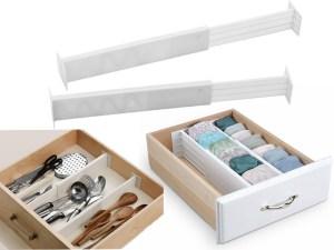 ordenar tu ropa íntima separadores cajones organizar