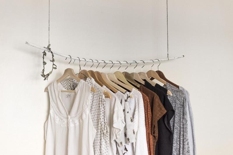 perchas para ropa organizar ropa