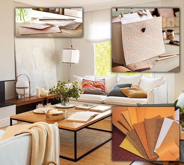 organiza tu papeleo facturas oficina hogar organización papeles factura