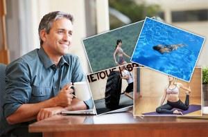 yoga Deportes que te harán más productivo en el trabajo flexibilidad natación crossfit box