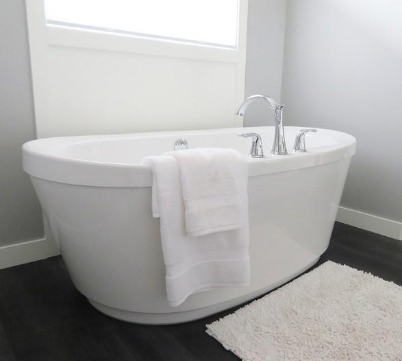 Fórmula para limpiar en 2 minutos después de bañarse azulejos bañera