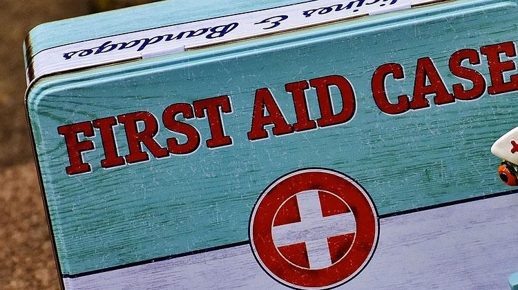 Botiquin Primeros Auxilios en el hogar