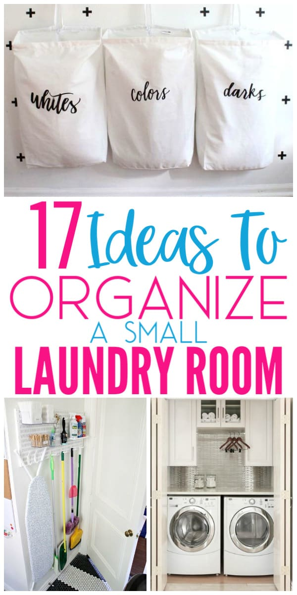 17 Small Laundry Room Organization Ideas - Organization ... on Small Laundry Room Organization Ideas  id=61293