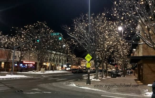 Christmas Lights Fort Worth