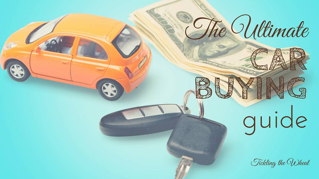 The Ultimate Car Buying Guide For New and Used Cars