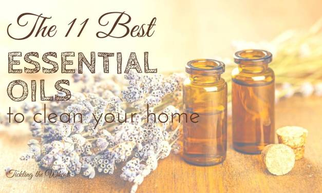 The Best Essential Oils to Clean Your Home