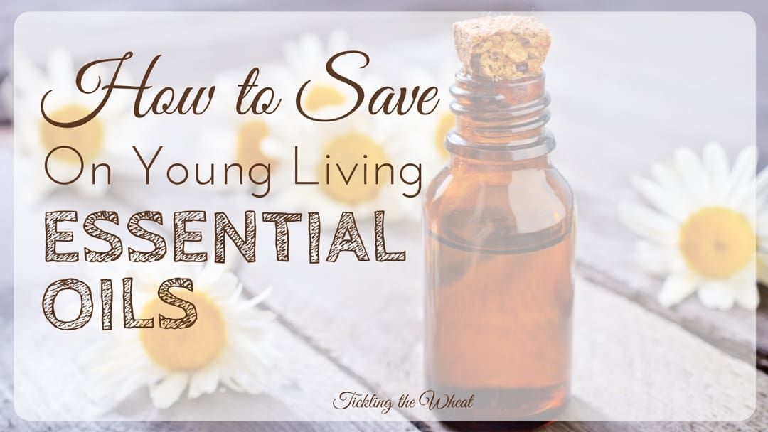 How to Buy Young Living Essential Oils at a Discount