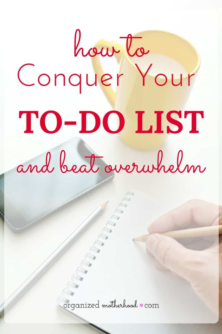 These steps make organizing my day and creating a to-do list so much easier. No more forgetting anything or trying to do too much in one day!