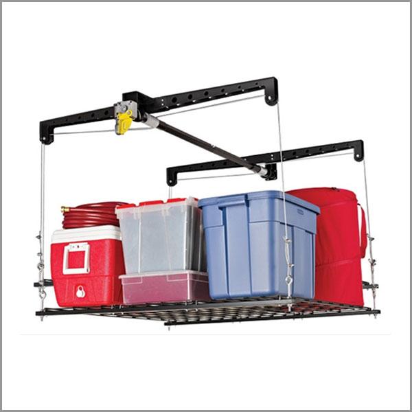 garage rafter storage lift