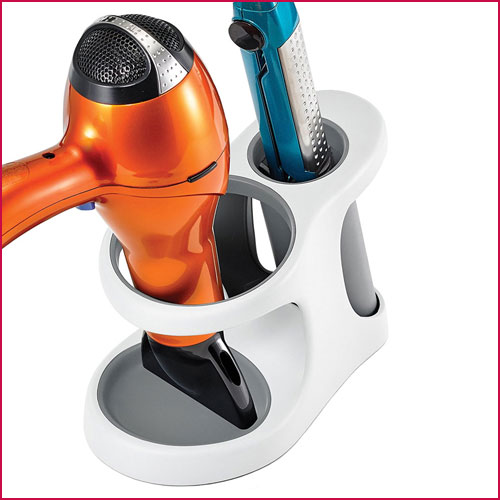 hairdryer iron holder