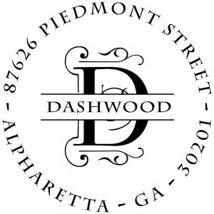 dashwood-address-stamp
