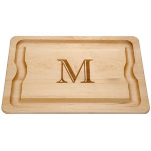 monogrammed-cutting-board