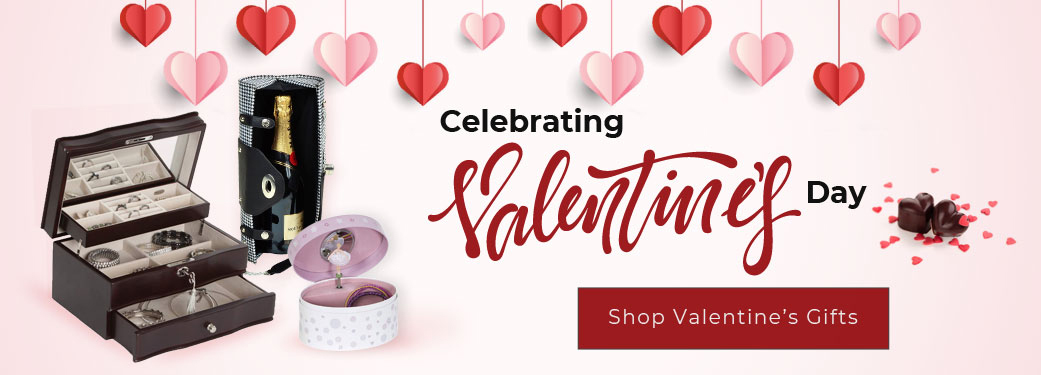 Get Ready for Valentine's Day!