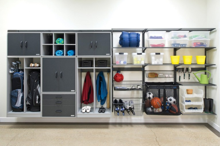 freedomRail-garage