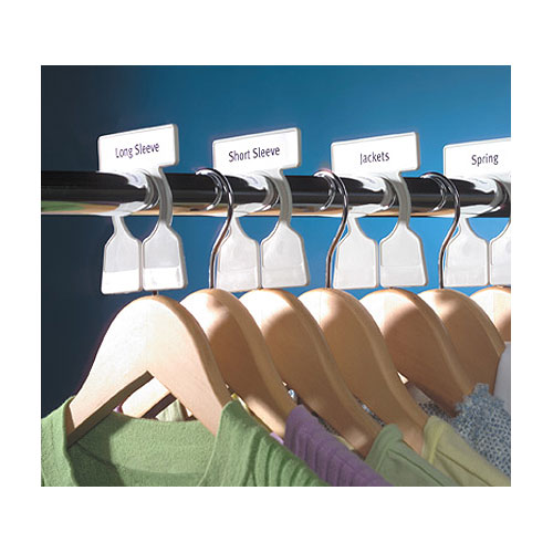 at a glance closet organizing dividers