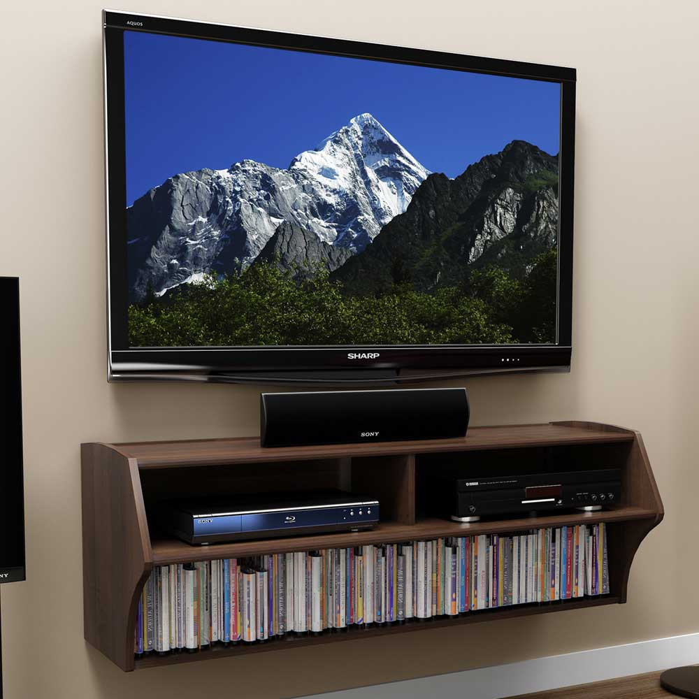 Floating Entertainment Center In TV Stands