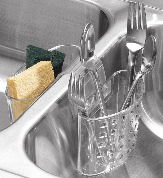 Sink Storage Caddy In Sink Organizers