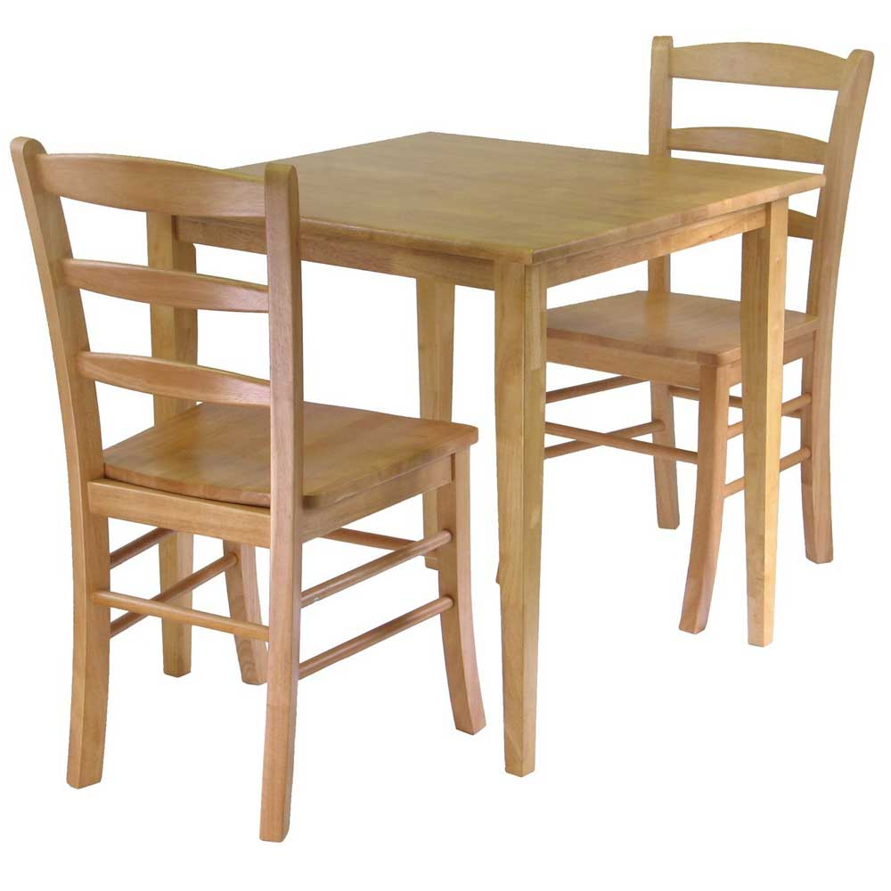 3 Piece Small Dining Set