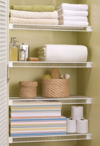 Wire Closet Shelving and Organizers   Organize It Lifetime Ventilated Wire Closet Shelving and Organizers at Organize It