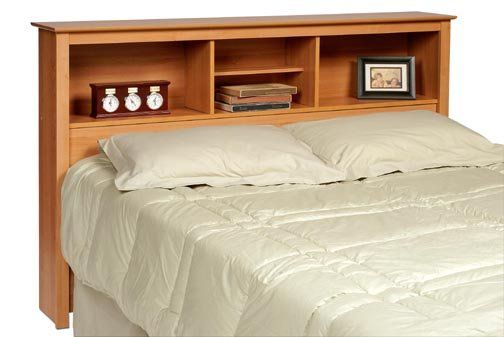 Bookcase Headboard Double Or Queen In Beds And Headboards