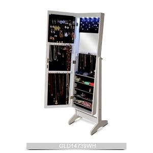 Gros Miroir Coffret Bijoux Armoire Se GLD14739