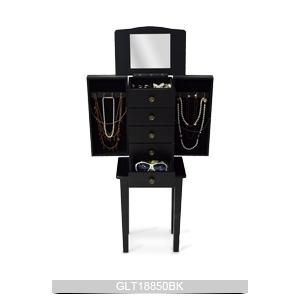 Meubles De Chambre Coucher Bijoux Armoire Avec Plancher