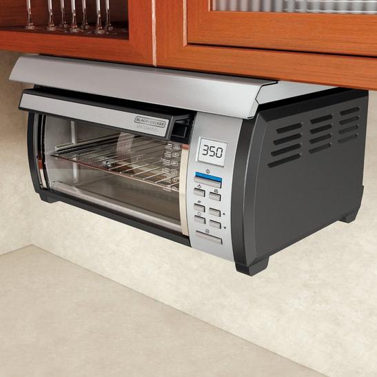under cabinet appliances organize