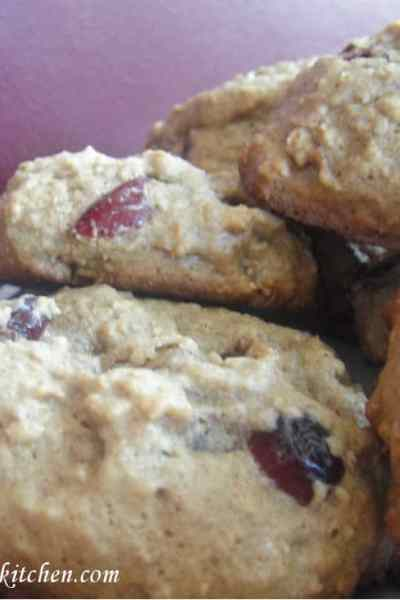 Cooking Light Breakfast Fig and Nut Cookies
