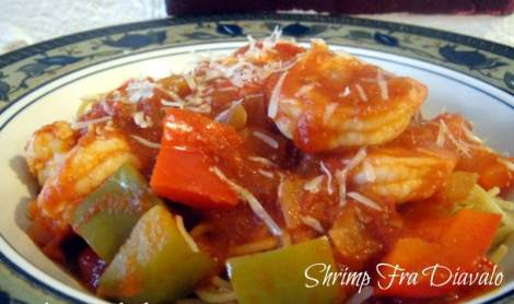 Shrimp Fra Diavalo Homemade Lean Cuisine