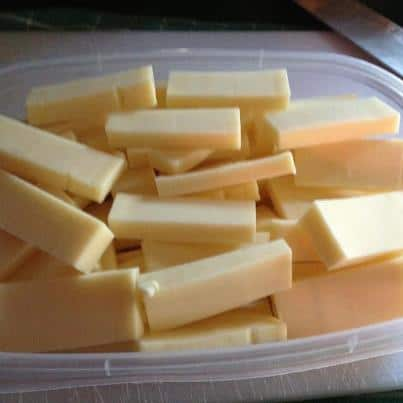 snack cheese