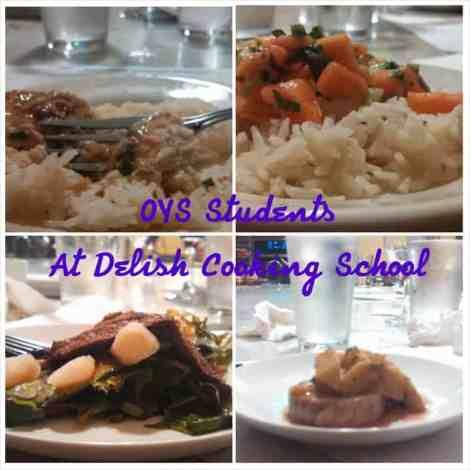 Cooking School Food