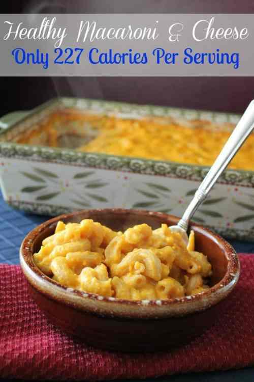 Skinny Mac n Cheese