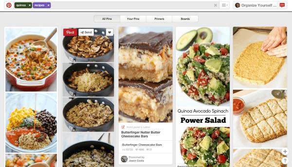 quinoa on pinterest