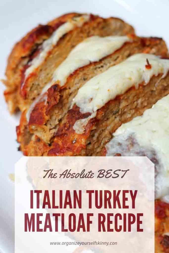 Italian Meatloaf The Best Turkey Meatloaf Recipe