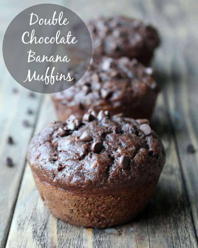 Chocolate muffins recipe low cal