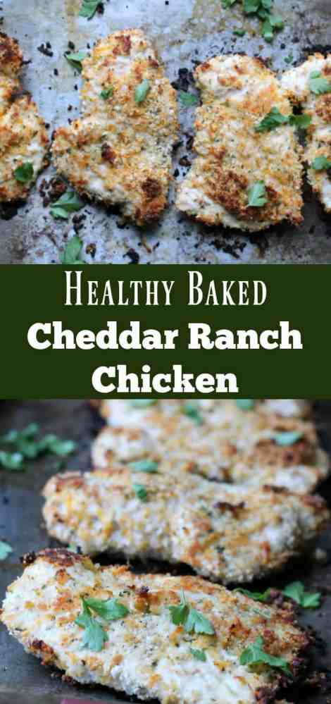Healthy baked cheddar ranch chicken organize yourself skinny cheddarranchchickentitle forumfinder Choice Image