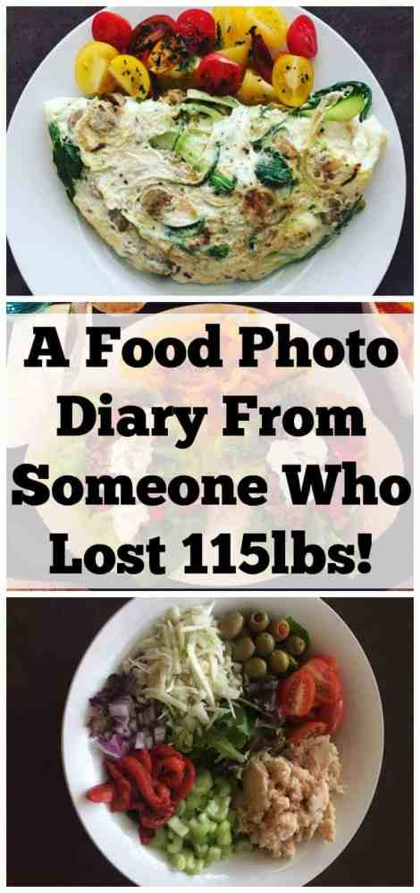 A Food Photo Diary From Someone Who Lost 115lbs