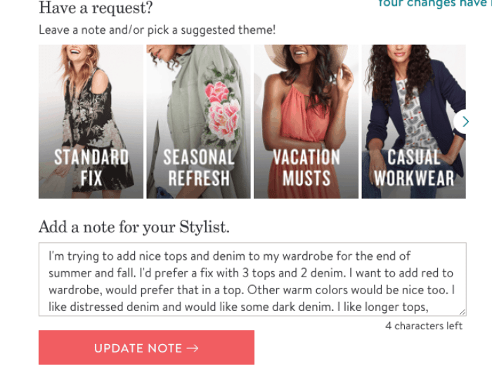 889dce4cf4e Stitch Fix Review  My Honest Experience! - Organize Yourself Skinny
