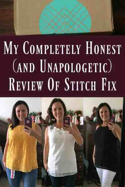 Stitch Fix Review: My Honest Experience!