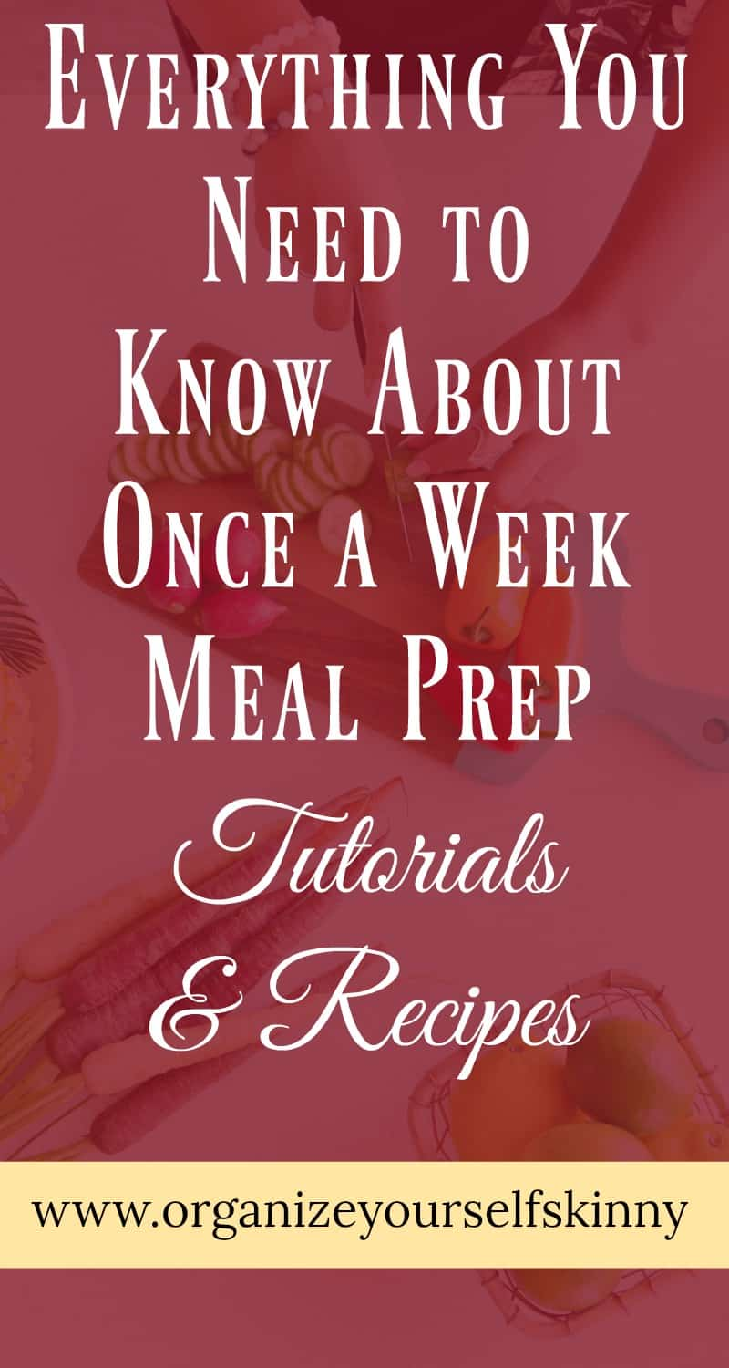How to Meal Prep
