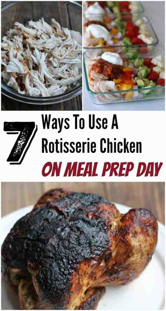 Rotisserie Chicken: 7 Ways To Use This Cheap Bird On Meal