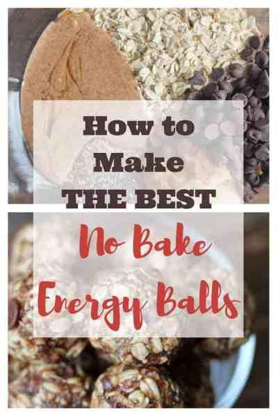 energy balls. How to make the best energy balls