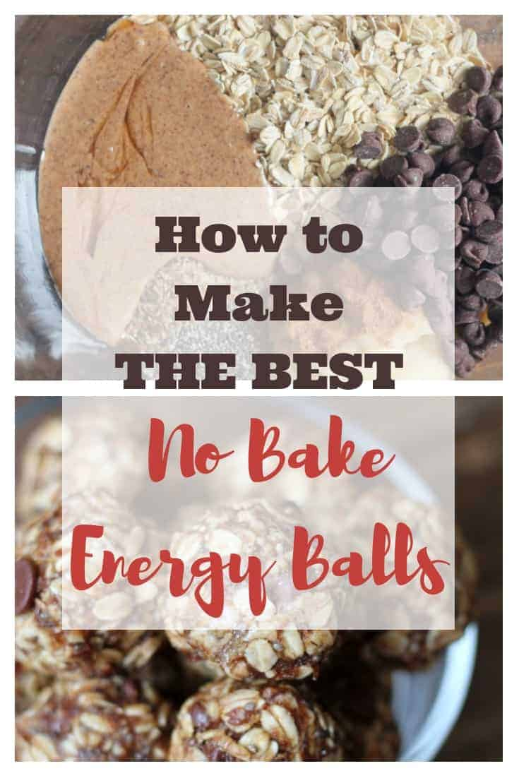 energy balls. How to make the best energy balls