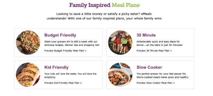 Keto Meal Plan: Emeals Newest Weekly Menu - Organize