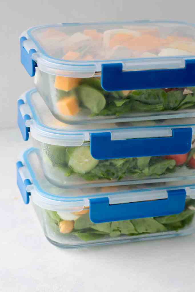 make ahead containers