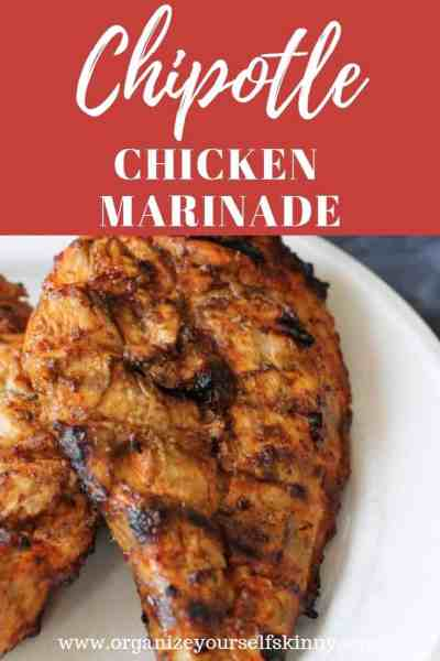 Chipotle Marinade: Next Level Grilled Chicken!