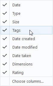 Native Organizing, Part 3: Tagging photos with keywords in Windows