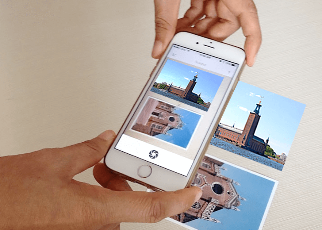 Pic Scanner Gold Mobile Scanning Made Easy Organizing Photos